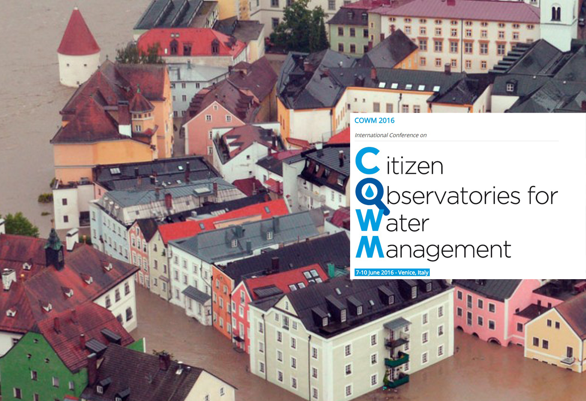 Citizen Observatories for Water Management